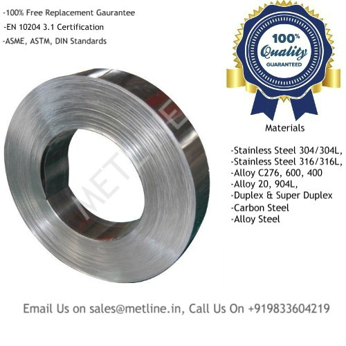 Titanium Strips Manufacturers, Suppliers, Factory