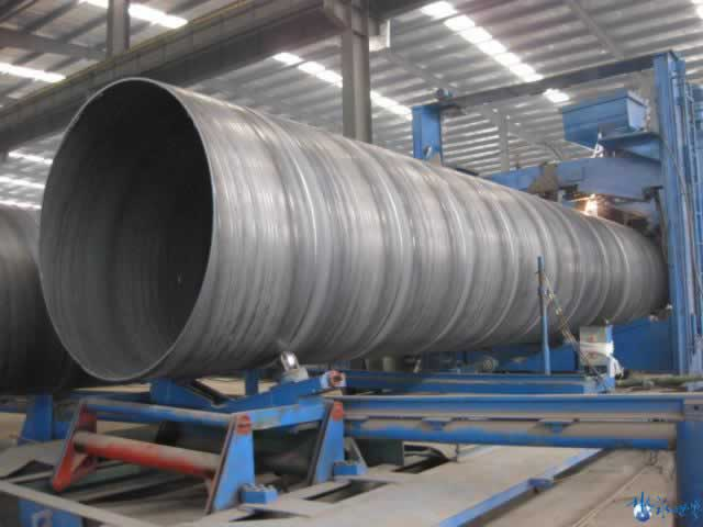 SSAW Steel Pipes Manufacturers Suppliers Factory India China