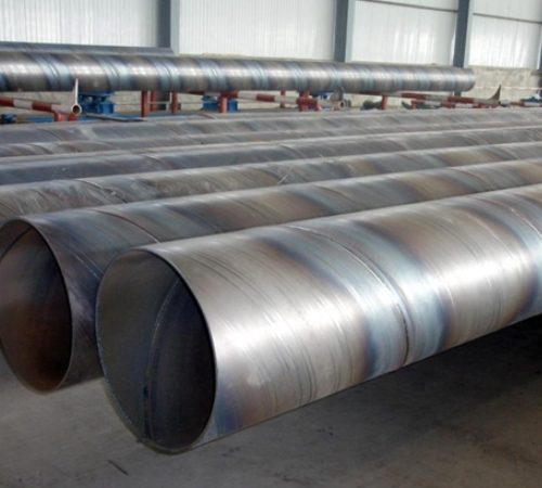 Spiral Welded Steel Pipes Manufacturers, Suppliers, Factory