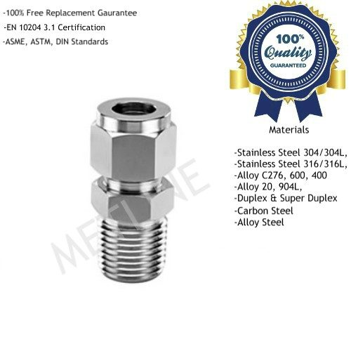 Male Connector Manufacturers, Suppliers, Factory
