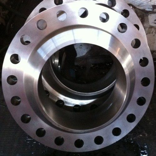 Forged Stainless Steel Flange Exporters, Suppliers, Manufacturers