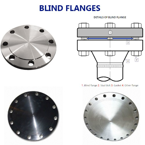 Blind Flanges Manufacturers, Suppliers, Exporters