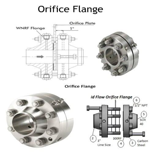 Orifice Flanges Manufacturers & Suppliers