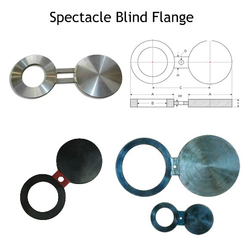 Spectacle Blind Flange Suppliers & Exporters