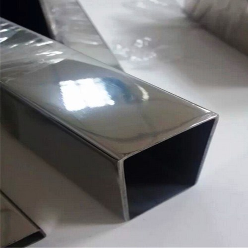 Mirror Polished Square, Rectangular Pipes Manufacturers, Suppliers Exporters