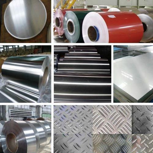 Aluminium Manufacturers, Suppliers, Factory